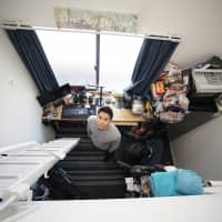 Downsized dwellings: Inside Tokyo's tiny living spaces