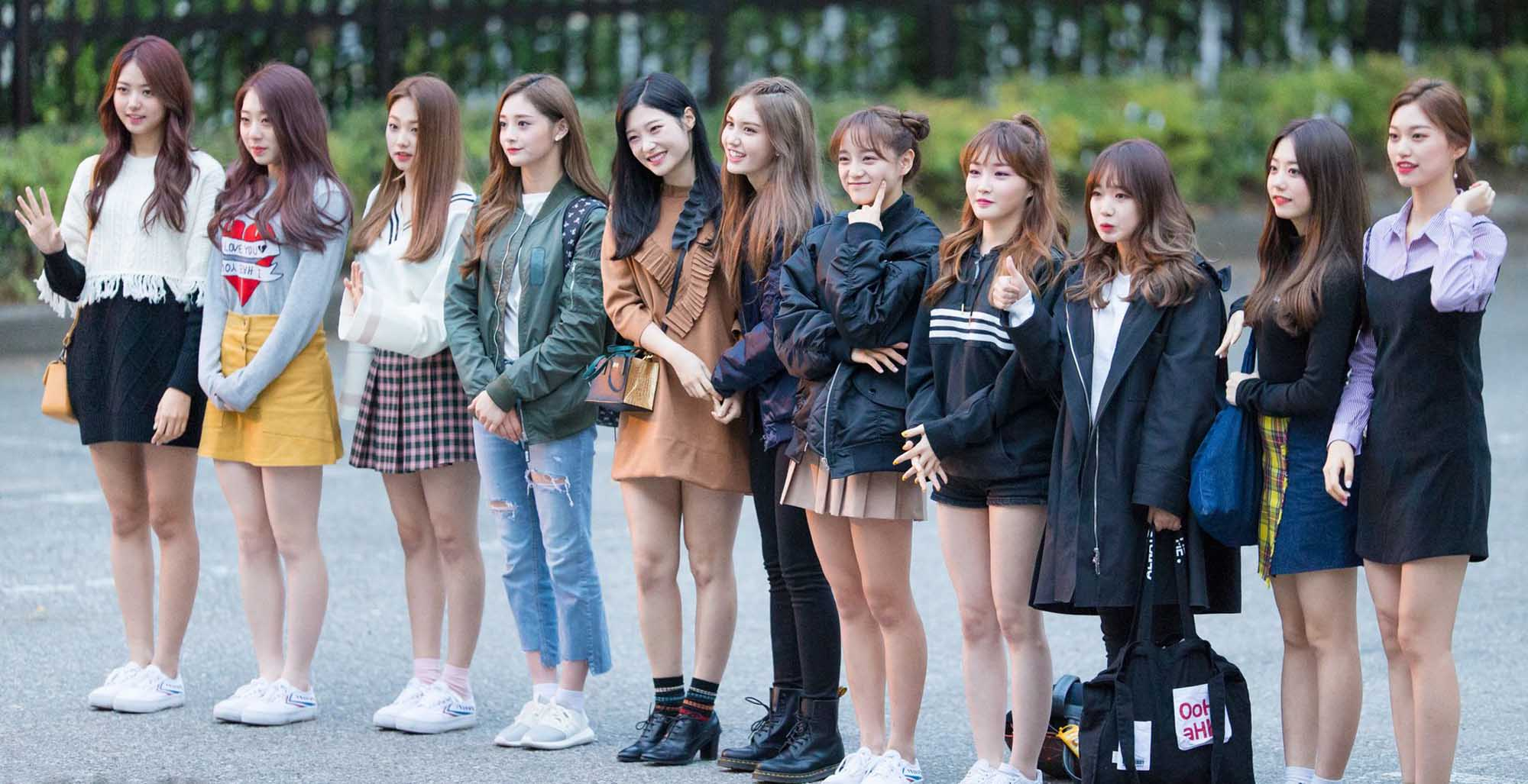 Pop produce: The group IOI, or Ideal of Idol, was the product of the first season of Produce 101 in South Korea in 2016. | CC BY 4.0 / SHAQ PHOTO