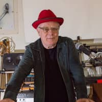 Morgan Fisher and all the (not so) young dudes of Mott the Hoople join forces again