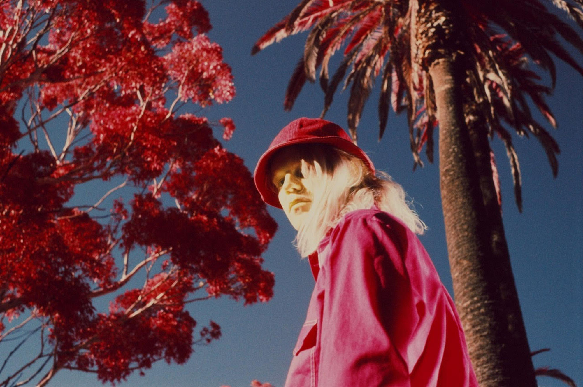 A long time coming: Connan Mockasin says his belated Japan debut may have been an exercise in delayed gratification.