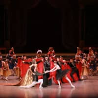 The Tokyo Ballet's 'Swan Lake' gives fans a fresh take on a classic and an uplifting ending
