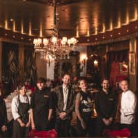 New and improved: Chef Rachel Dow joins Tableaux's team in Tokyo. | COURTESY OF TABLEAUX