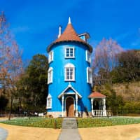 The Moomins find a second home in Japan