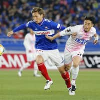 Young F. Marinos players given opportunities to shine