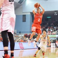 Yuki Togashi nails clutch jumper in closing seconds to propel Jets past rival Alvark