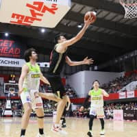 Alvark finish season strongly with win over woeful Levanga