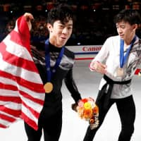 U.S. ace Nathan Chen in high spirits on eve of World Team Trophy