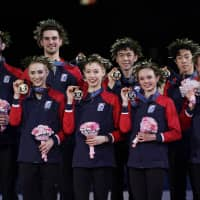 Bradie Tennell's stellar free skate secures  World Team Trophy title for U.S.