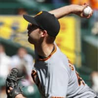 Taylor Jungmann, Shingo Ishikawa carry Giants past Tigers
