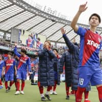Diego Oliveira nets brace as Tokyo outclasses Antlers