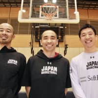 Performance staff plays big role for Japan hoopsters