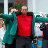 Tiger Woods' Masters victory a huge win for longtime sponsor Nike