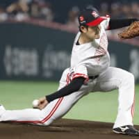 Rei Takahashi solid over 7 as Hawks' 7 homers down Marines