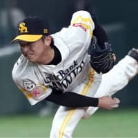 SoftBank gets come-from-behind win over Orix
