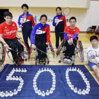 As countdown to 2020 Paralympics reaches 500 days, Tokyo making positive strides, IPC chief says