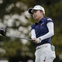 Yuka Yasuda finishes third at first women's event held at Augusta National