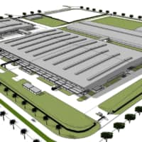 mage of the completed YMPH new plant building scheduled to start operation from July 2020