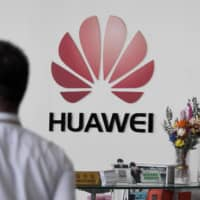 The U.S. sanctions against Huawei Technologies Co. are having wide-ranging consequences. | KYODO