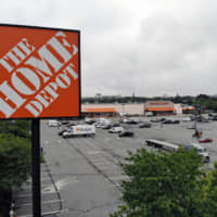 A Home Depot store is seen last year in Passaic, New Jersey. | AP