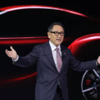 Striking a delicate balance, Toyota took care to draw up U.S. investment plan before China research deal