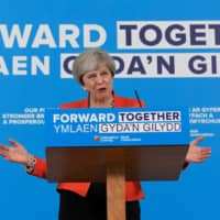 May's premiership hangs by thread as key minister quits over Brexit