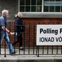 Ireland's Green Party surges in European, local elections, exit poll finds