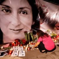 EU rights watchdog slams Malta for failing to uphold rule of law after journalist's killing