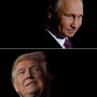 Trump and Putin discuss possible new nuclear accord, White House says