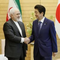Concerned about escalating Iran-U.S. tensions, Japan offers to work with Tehran as minister visits