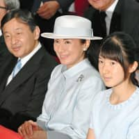 Nearly 80% in Japan support having women on throne and 82% feel affection for new emperor