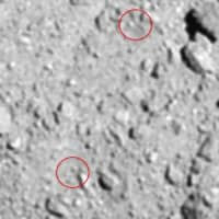 JAXA finds 10 more artificial craters made on Ryugu asteroid by Japan's Hayabusa2 probe