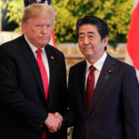 U.S. President Donald Trump's state visit is taking place at a time when the strategic environment surrounding Japan is changing dramatically. | REUTERS