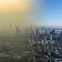 Reading the air: Tokyo still has work to do on air pollution