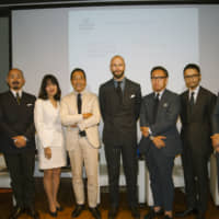 Japan: Well-suited for bespoke menswear