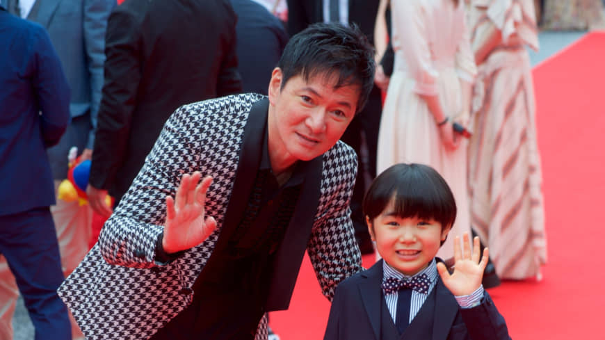 Despite being only 10 years old, actor Kokoro Terada is taking on tough topics