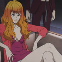Femme fatale: Director Takeshi Koike returns to the sexuality and violence of past 'Lupin' output in 'Fujiko Mine's Lie.' | © MONKEY PUNCH ALL RIGHTS RESERVED, © TMS/YTV ALL RIGHTS RESERVED.