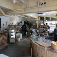 Farm to table: The Eat Local Kobe Farmstand is a combination cafe-supermarket that offers fresh produce and healthy lunches. | JOAN BAILEY