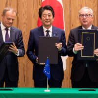 Trade pact lauded as 'victory'