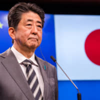 Japan is well-placed to expand its global role thanks largely to the leadership of Prime Minister Shinzo Abe.   BLOOMBERG