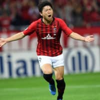 Urawa cruises past Beijing to reach Asian Champions League knockout stage