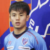 Takefusa Kubo, 17, named to Japan's senior national squad for first time