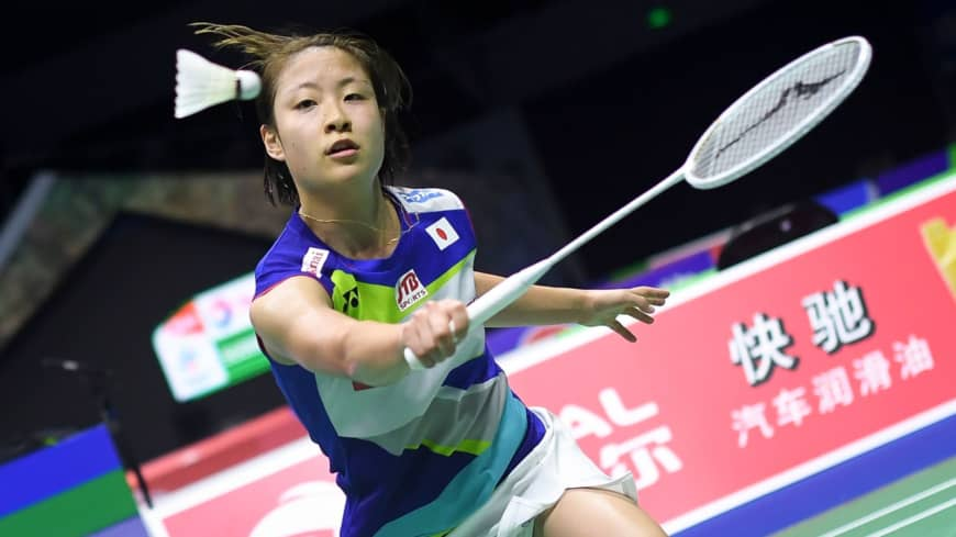 Nozomi Okuhara rescues Japan from early exit at mixed-team world championships