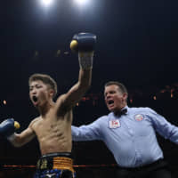 Naoya Inoue dominates Emmanuel Rodriguez to win second world bantamweight belt