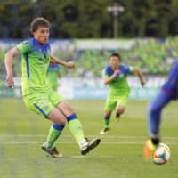 Spirited attacking produces 1-1 draw for Bellmare, Grampus