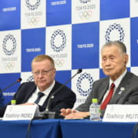 IOC's John Coates pleased with Tokyo 2020's progress in managing issues such as traffic congestion