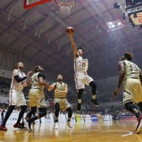Guard Genki Kojima helped the Alvark Tokyo return to the B. League title game. | B. LEAGUE