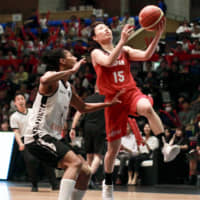 Strong outside shooting carries Japan past Belgium