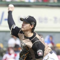 Fighters hurler Kohei Arihara improves to 5-1 with banner performance against Eagles