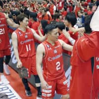 Jets, Brex reap benefits from B. League's top rivalry