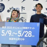 Application period for Tokyo Olympics ticket lottery begins for residents of Japan